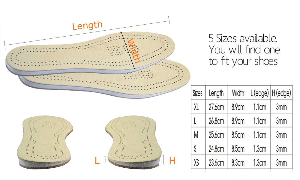 Amazon.com: USFOOT® Orthotics Bow Leg Insole (Genu varum), Bow Leg Corrector, Knock keen Corrector, Genu varum Shoes Insole (1 Pair) (Extra Large) US Size ...