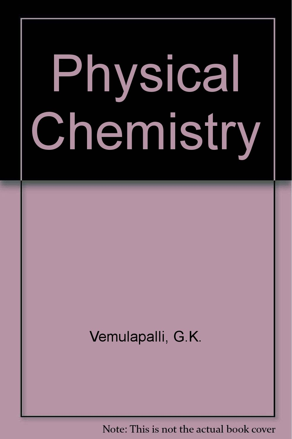 Buy Physical Chemistry Book Online at Low Prices in India | Physical  Chemistry Reviews & Ratings - Amazon.in