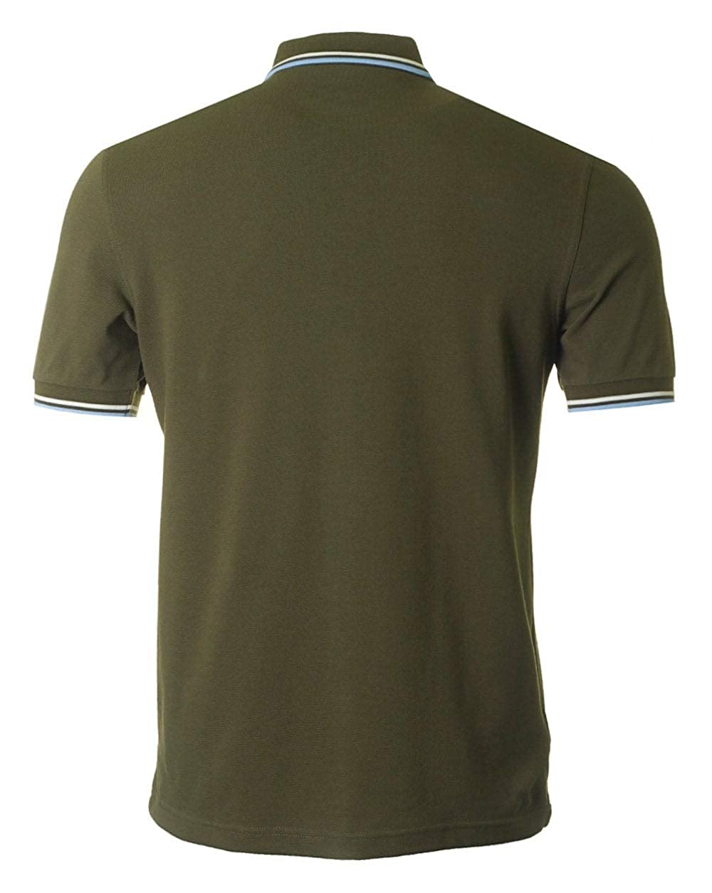 Fred Perry Mens Twin Tipped Polo Shirt
