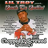 Back To Ballin Chopped & Screwed