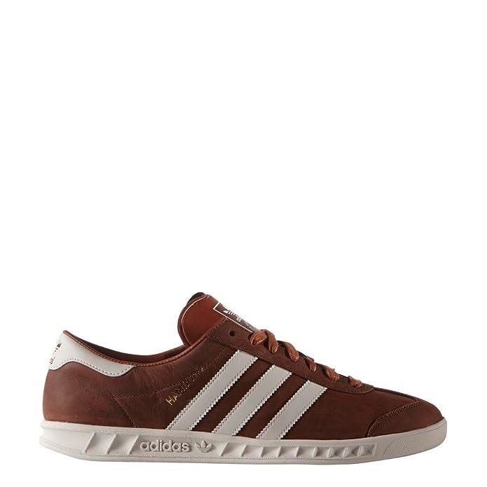adidas Hamburg Herren Sneaker Braun  Amazon.de  Schuhe   Handtaschen 0fb3265f5f
