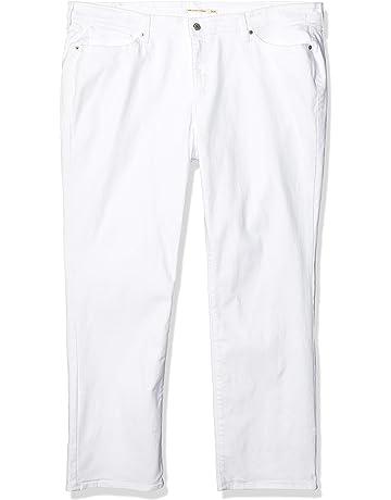 2293b88098 Levi's Women's 414 Plus-Size Classic Straight Jean's