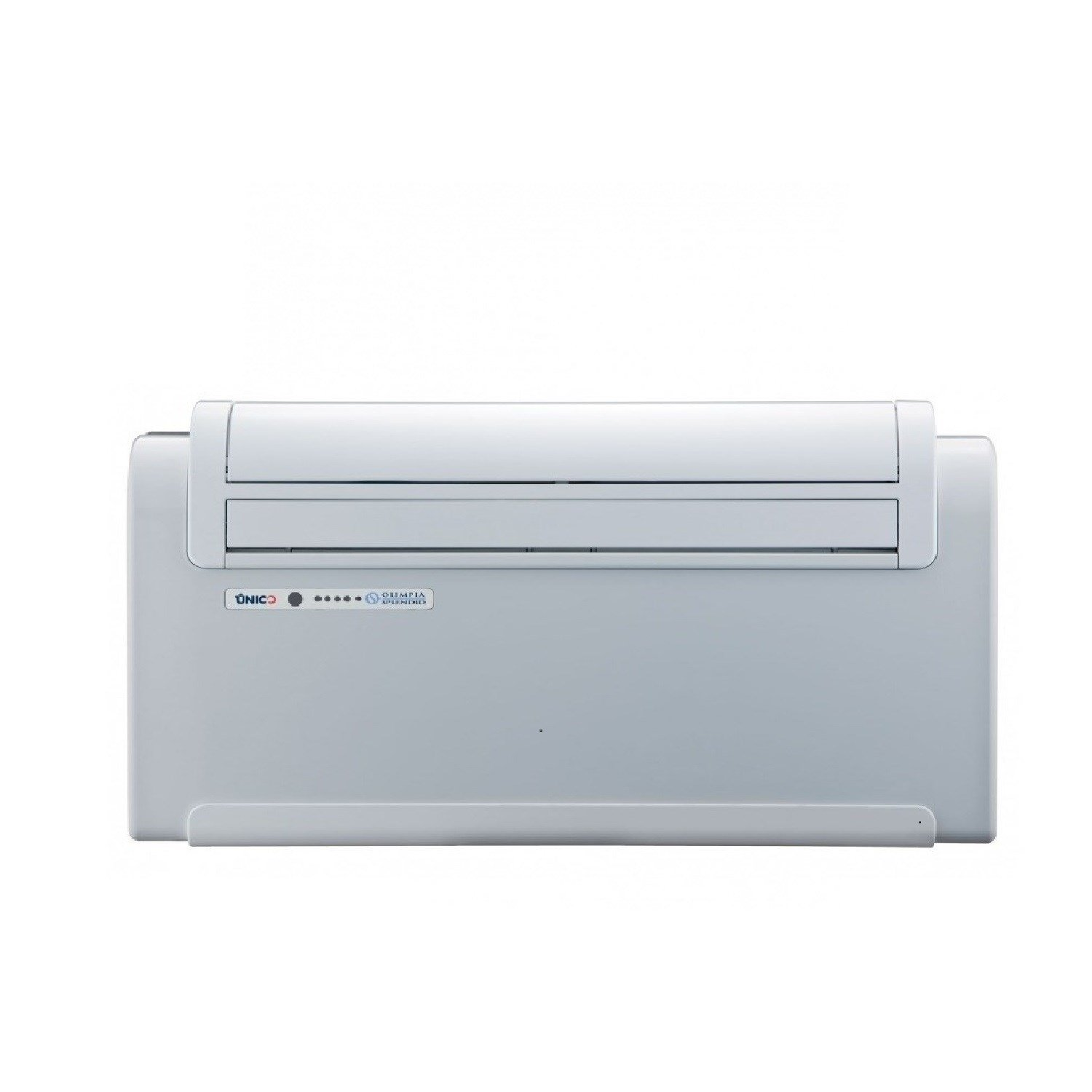 Olimpia Unico R 12 HP 9000 BTU No Outdoor Unit Wall Mounted Air Conditioner and Low Temperature Heat Olimpia Splendid