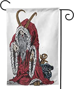 Amazon.com : Santa Claus Christmas Decor Krampus Small ...