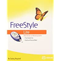 FreeStyle Lite, Blood Glucose Monitoring System - 1 ea