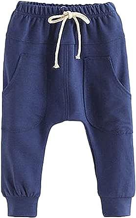 Pantalones de deporte para niños pequeños