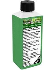 Banana Musa Ensete - Fertilizante líquido de alta tecnología, NPK (nitrógeno / fósforo / potasio), fertilizante para raíces y hojas - Abono para plantas
