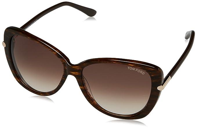 Tom Ford Mujer Sonnenbrille FT0324 5950F Gafas de sol ...