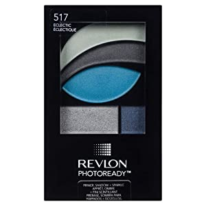 Revlon Photoready Primer and Shadow, 517 Eclectic, 0.1 Ounce, (Pack of 1)