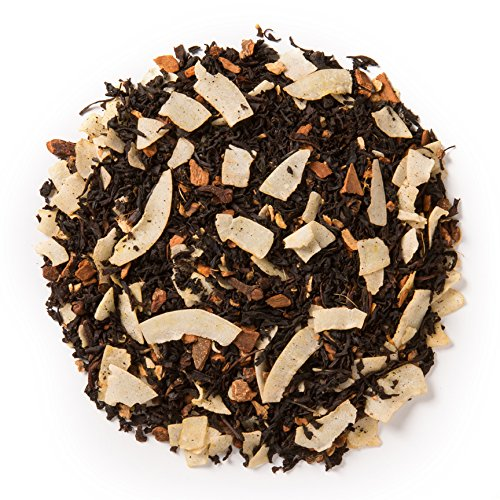 Davidson's Tea Coconut Chai, Bulk Tea, 16 Ounce