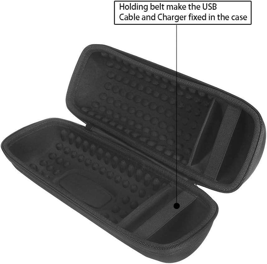 JBL Pulse 4 Lautsprecher Schutzh/ülle Tragetasche mit Gurt Eyglo Hard Travel Case f/ür JBL Charge 4