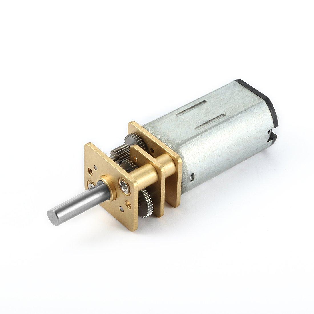 sourcing map DC 6V 70RPM moteur é lectrique moteur ré duction vitesse Micro US-SA-AJD-296144