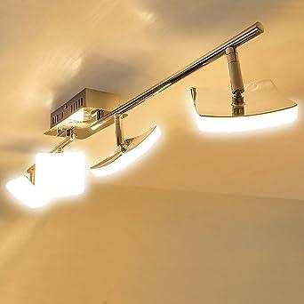 Lu-Mi® LED Deckenleuchte Designleuchte Deckenlampe modern ...