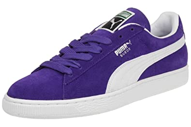 Puma Suede Classic NM Eco Leather Sneaker Men Trainers purple 354764 ... 4a422a7d2