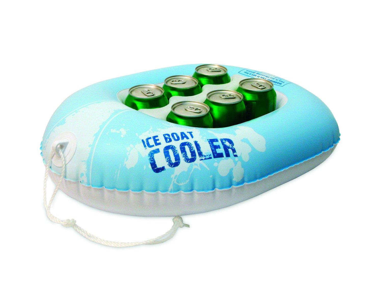 Poolmaster Refreshment and Beverage Floating Cooler, Boat