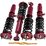 Performance Coilovers Shock Suspension for BMW 5 Series E60 AWD XDrive Models 525xi 528xi 530xi 535xi 2004-2010