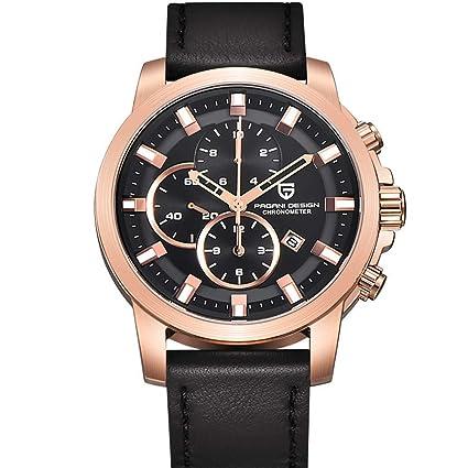 668e1a463 WERTY K Men s Watches Luxury Sports Casual Quartz Wristwatch - Military  Fashion Waterproof Chronograph Calendar Date Luminous