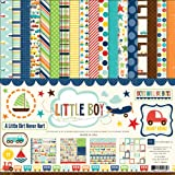 Echo Park Paper Little Boy Collection Kit