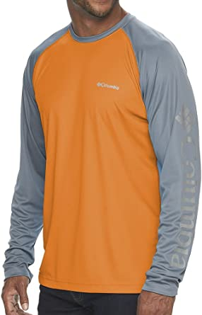 Columbia ~ Tryon Creek Omni-Wick® Men/'s Long Sleeve Shirt $60 NWT