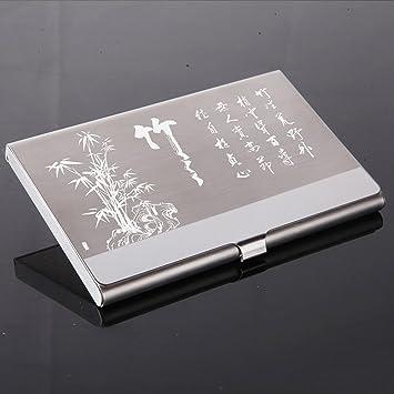 Duzhengzhou Titular de la Tarjeta de Visita del Acero ...