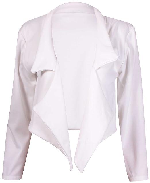Para mujer New con manga larga Plain traje de neopreno para mujer frontal abierto con diseño