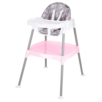 Amazon.com: Evenflo - Silla alta convertible: Baby