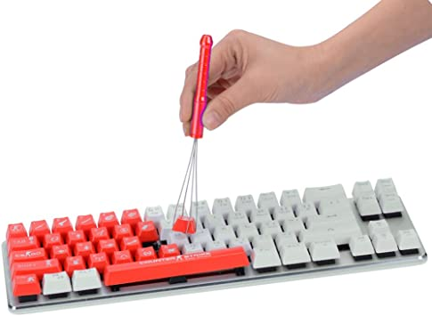 Meowoo Keycap Kit Limpia Cable Keycap Extractor Keycap ...
