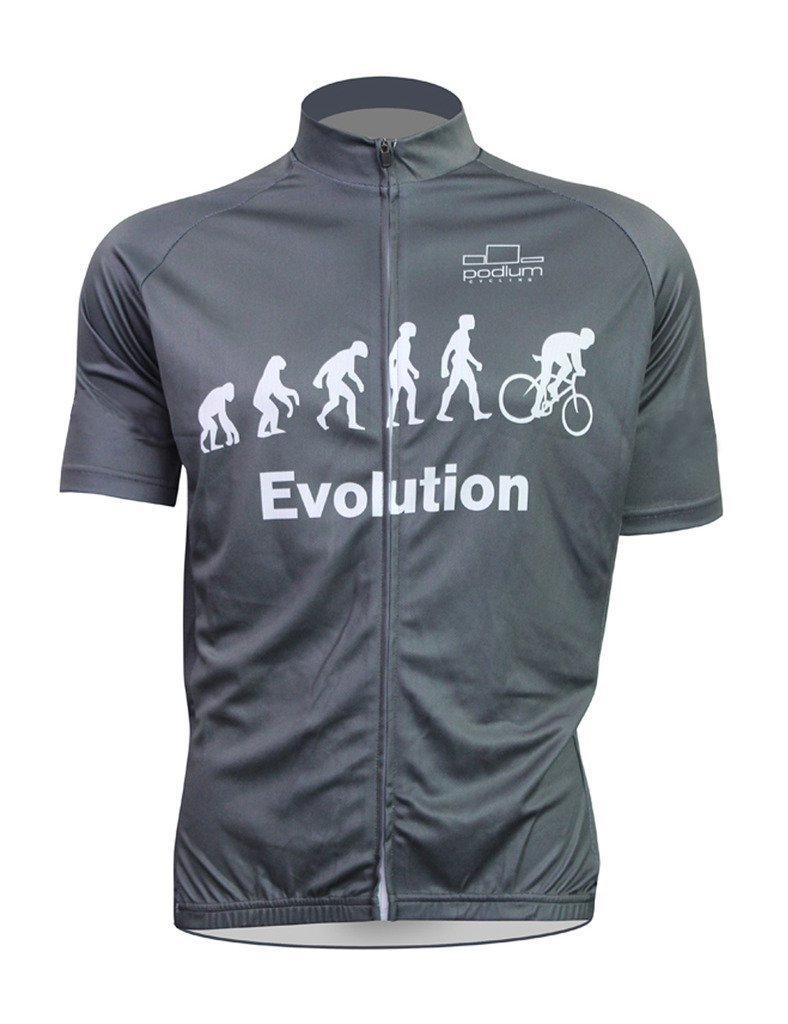 AL-1117 LAOYOU Men's Cycling Jersey Mountain Bike Sports Short Sleeve Jersey Bicycle Cycle Shirt Wear Comfortable Breathable Shirts Tops