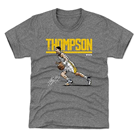 buy popular 6dc3e f7fc6 Amazon.com : 500 LEVEL Klay Thompson Golden State Basketball ...