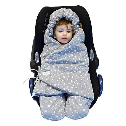 Manta arrullo White Star invierno y otoño para bebé ...