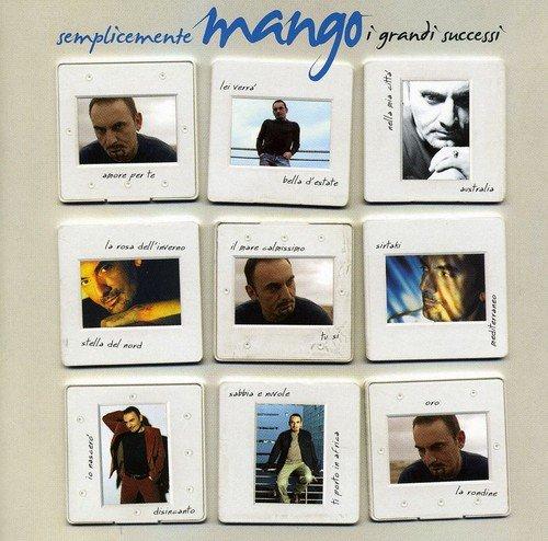 CD : Mango - Semplicemente Mango: I Grandi Successi (CD)