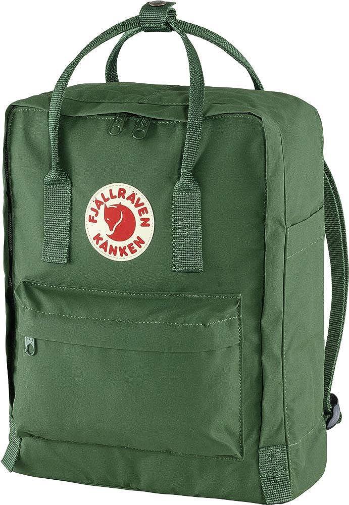 OneSize Fjallraven Unisexs K/ånken Backpack Spruce Green