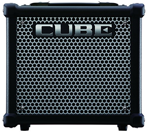 Roland CUBE-10GX Guitar Amp, 10w, CUBE KIT app for iOS and Android, 1X8, COSM amps & FX (Best Guitar Amp App)