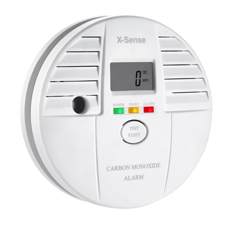 X-Sense - Detector de monó xido de Carbono CO05S