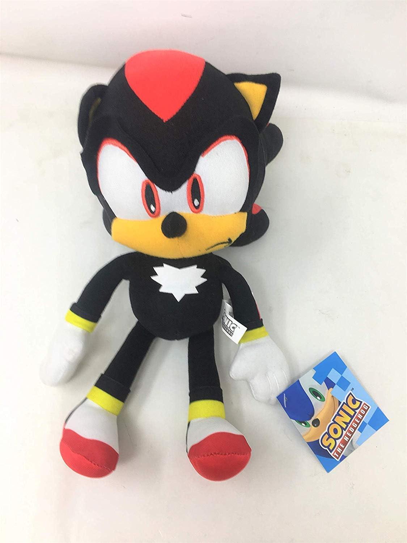 "Sonic The Hedgehog Shadow 8"" Plush Toy Kids Boys Girls Gift Stuffed"