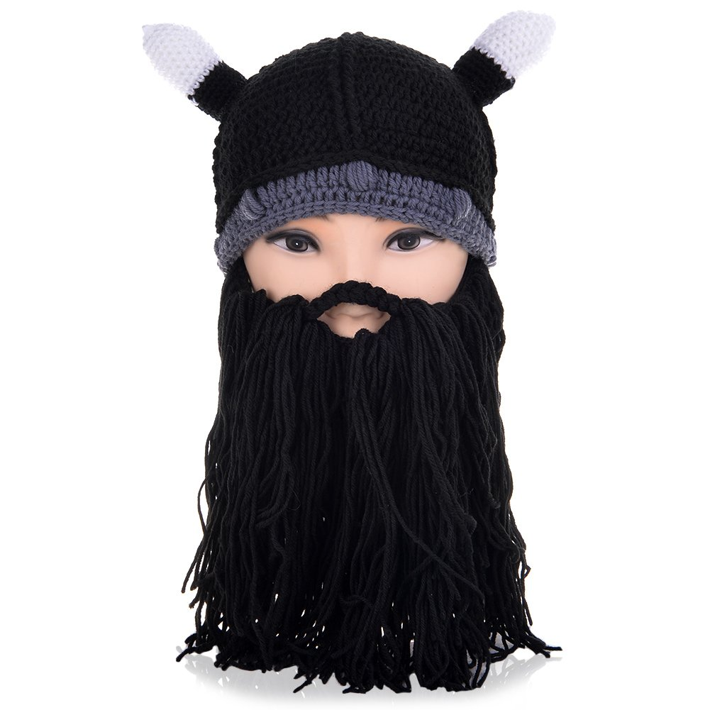 9224408807a Amazon.com  Vbiger Windproof Warm Knitted Beanie Hat Cap