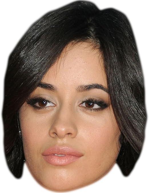 White Dress Camila Cabello Life Size Cutout