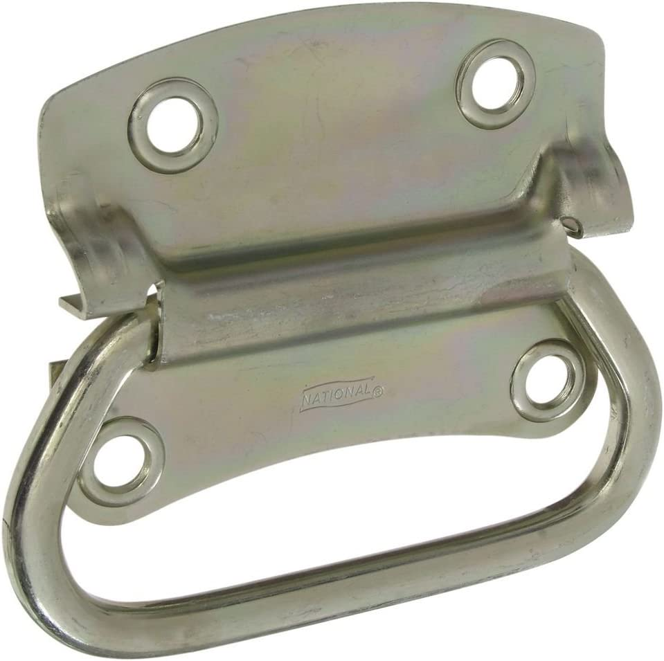 National Hardware N117-002 V175 Chest Handle in Zinc plated