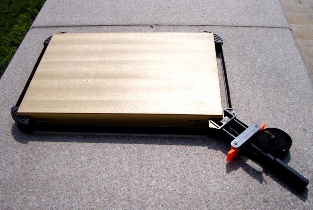 Nuzamas Bandklemmen für Ecken 4 m Gürtel für die Holzbearbeitung ...