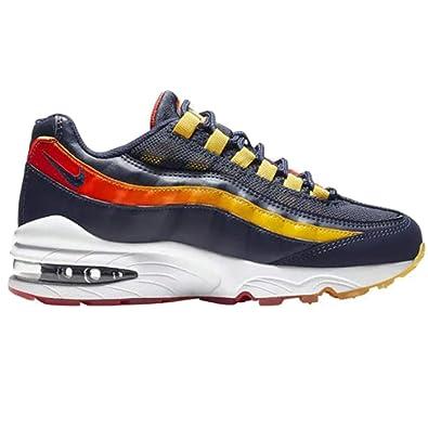 meilleur service aca52 46aad Amazon.com | Nike Air Max 95 (gs) Big Kids Bv4367-400 Size 5 ...