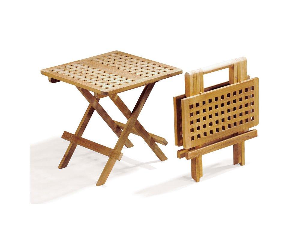 Folding Picnic Table A Grade Teak Folding Garden Coffee Table