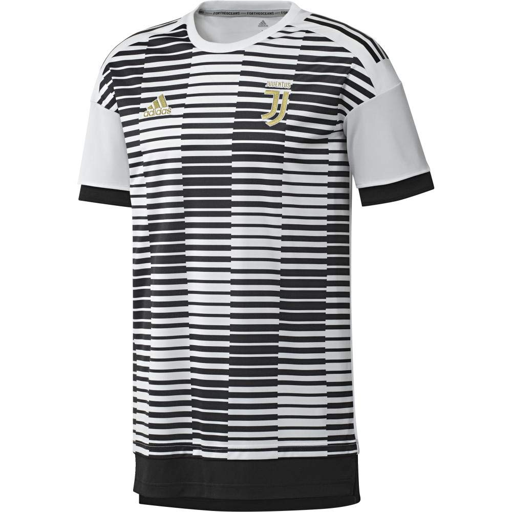 Amazon.com: 2017 – 2018 Juventus Adidas Pre-Match playera de ...