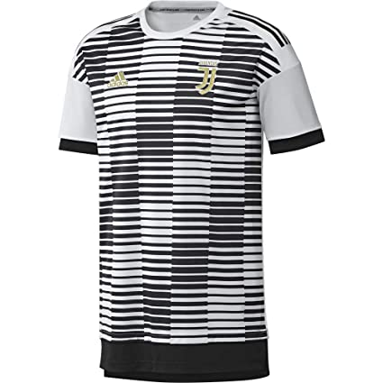 98c700c56 Amazon.com   adidas 2017-2018 Juventus Pre-Match Training Shirt ...