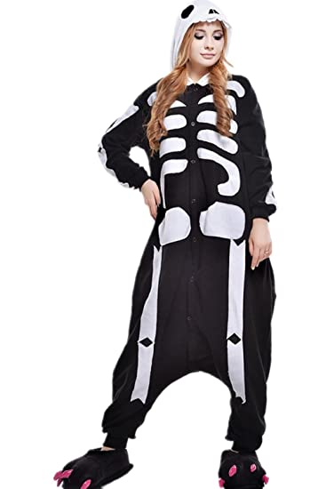 0a72897f2 Amazon.com   Unisex Adult Pajamas Cosplay Costume Animal Onesie ...