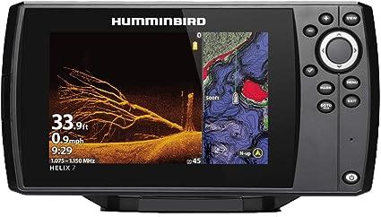 Humminbird Helix 7 CHIRP GPS G3 w//Xdcr