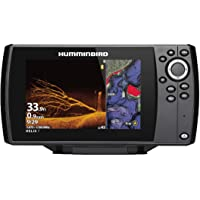 $572 » Humminbird 410940-1NAV HELIX 7 CHIRP MDI (MEGA Down Imaging) GPS G3 NAV Fish Finder,…