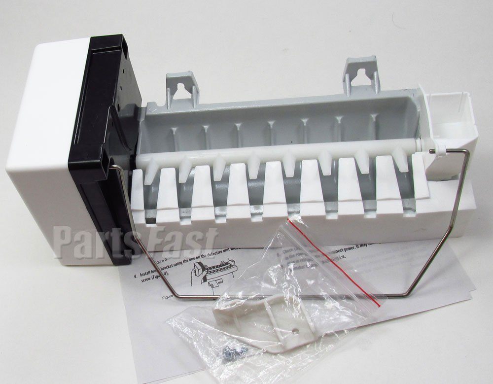 626662 - ICEMAKER FOR WHIRLPOOL REFRIGERATORS (will need to use old wire harness)