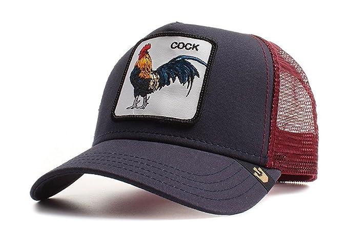 Goorin Bros. - Gorra de béisbol - para hombre gris Talla única ...