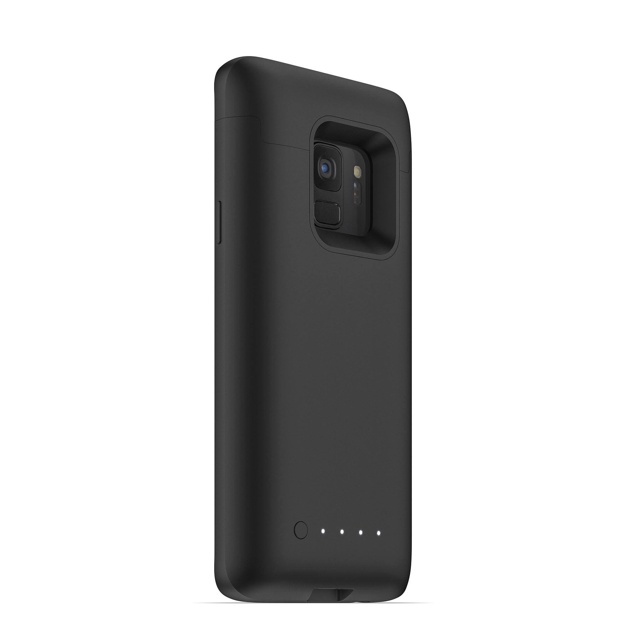 Juice Pack Made for Samsung Galaxy S9 - Wireless Charging Battery Case - Black by mophie (Image #4)