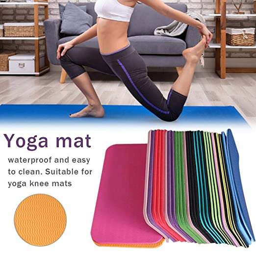 Seasons Shop Cojín de Yoga para Rodillas Almohadilla para ...